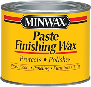 Dark Minwax Paste Finishing Wax