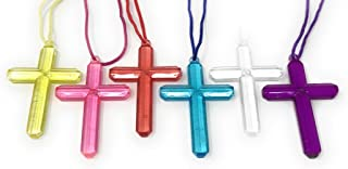 Best plastic cross necklace Reviews