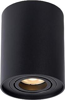 Lucide 22952/11/30 - Foco de techo (aluminio, 50 W), color negro