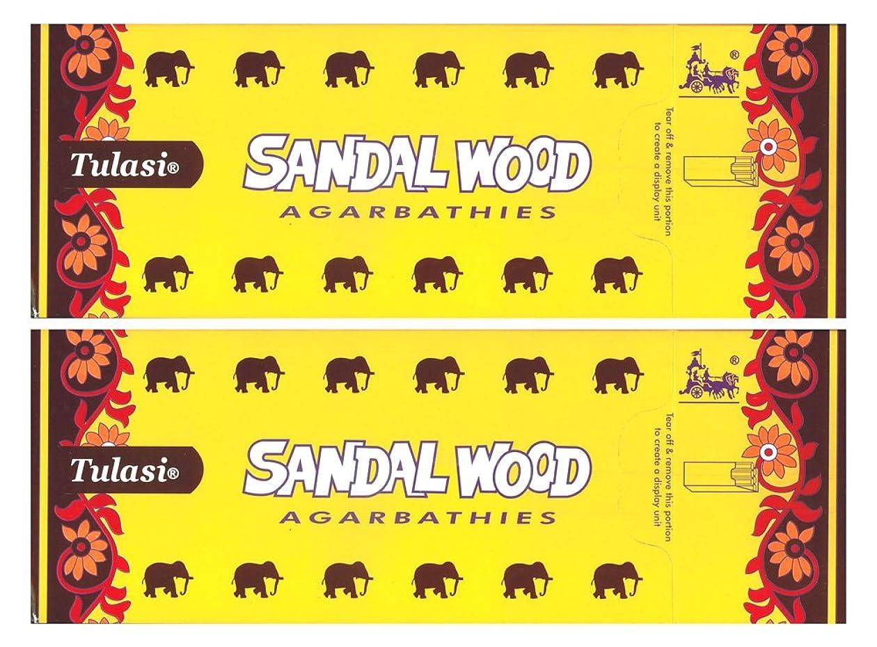 すべて投票スーパートゥラシ サンダルウッド 12個セット