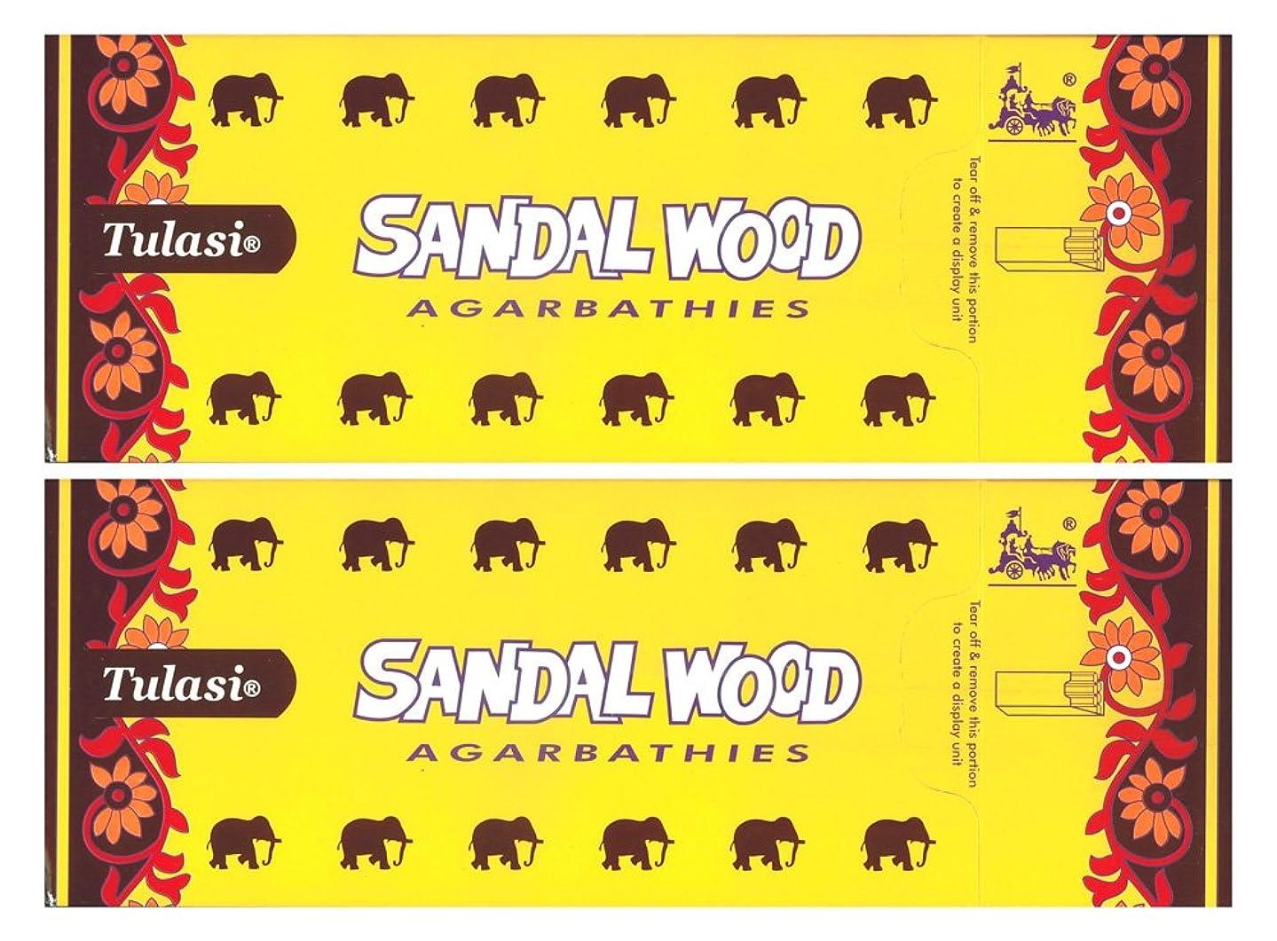 ほうき診断するアーティキュレーショントゥラシ サンダルウッド 12個セット