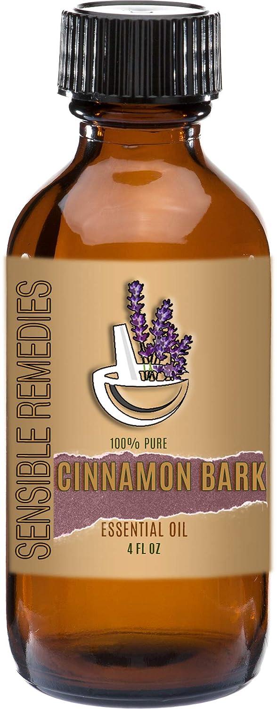 Sensible Remedies Albuquerque Mall Cinnamon Bark 100% Pure Recommendation Therapeutic Grade Esse