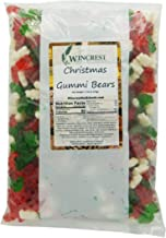 Christmas Gummi Bears - 5 Lbs