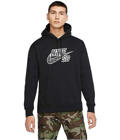 Nike SB HBR Hoodie (Black/White) Men