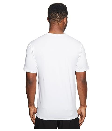 camisa Surf Craft manga Surf blanca Rip corta Curl BFgnxzS