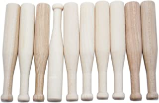 50pcs Mini Baseball Bats 4
