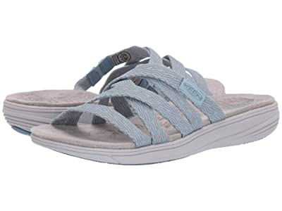 Keen Damaya Slide (Sterling Blue/Dress Blue) Women