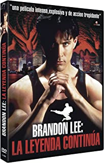 Brandon Lee La Leyenda Continua [DVD]