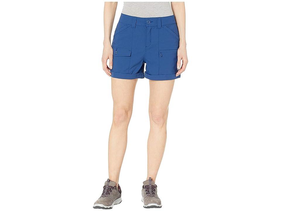 Helly Hansen Maridalen Shorts (Catalina Blue) Women