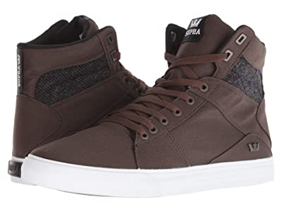 Supra Aluminum (Demitasse/Black/White) Men