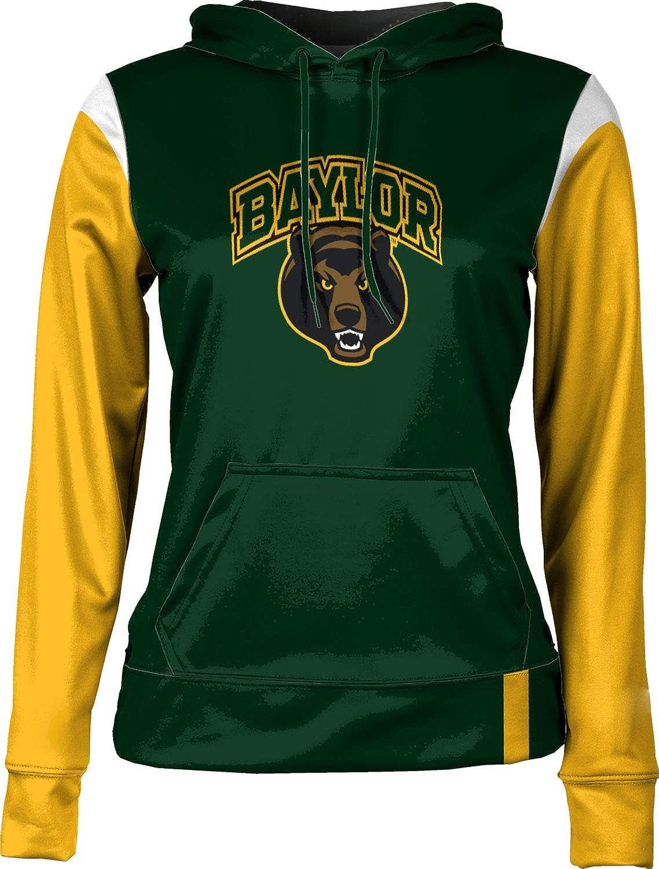 ProSphere Baylor University Girls' Pullover Hoodie, School Spirit Sweatshirt (Tailgate)