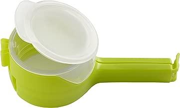 Linden Sweden Twixit Seal and Pour Bag Clip, Apple Green