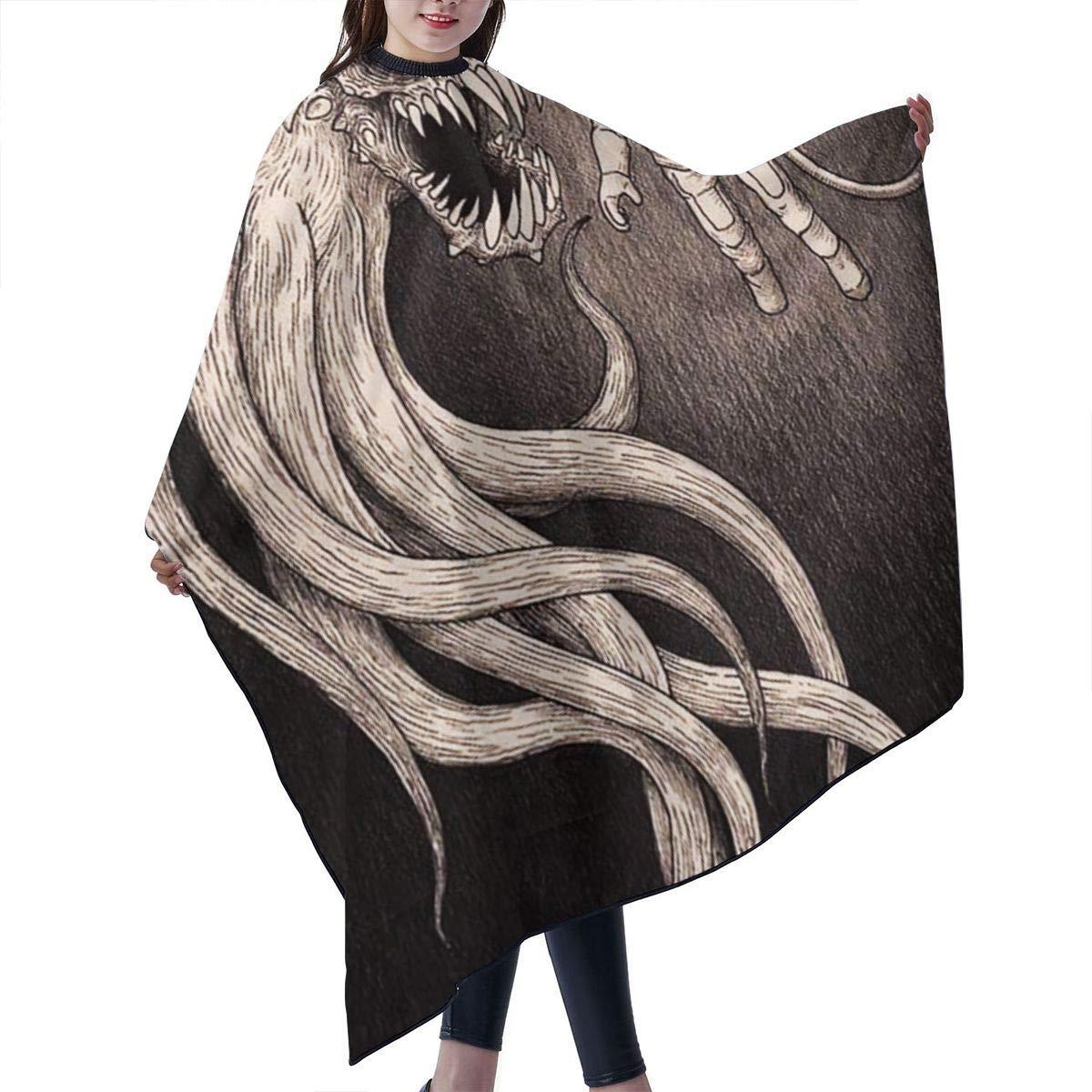 Horror Creepy Monster Astronaut Waterproof 新品 送料無料 Nyl Cape Styling ランキングTOP5 Hair