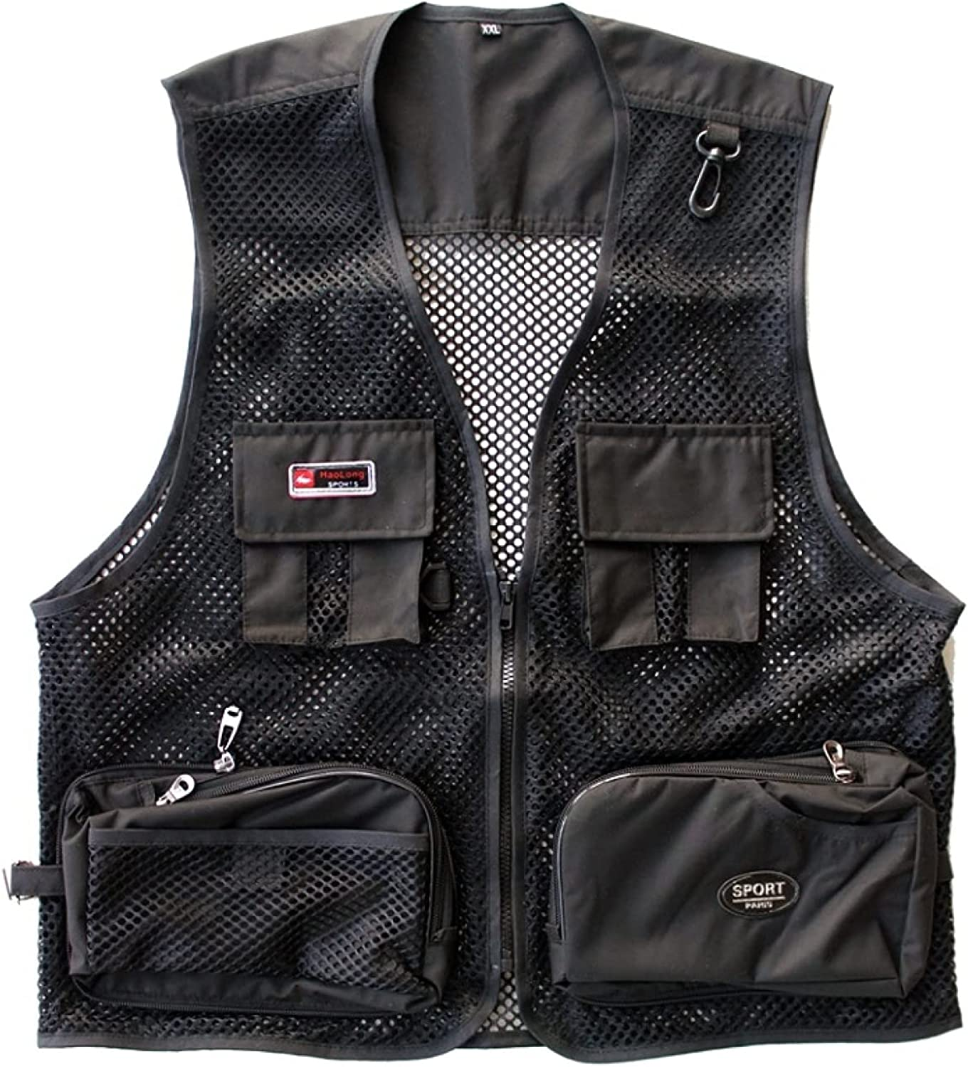 Breathable Fishing Vest Quantity limited Outerwear Ph Free Shipping New Mesh Casual