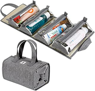 roll up toiletry kit