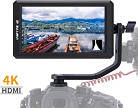 ANDYCINE A6 5.7 Inch HDMI Field Monitor 1920x1080 DC 8V Power Output Swivel Arm for Sony,Nikon,Canon DSLR and Gimbals