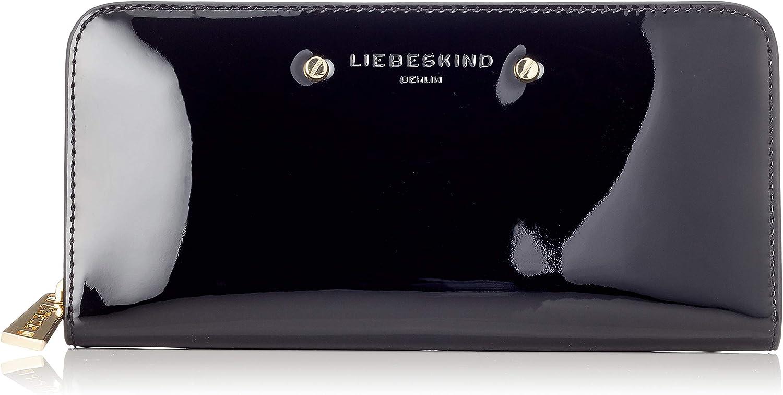 Glsallyw8 Glam, Women's Wallet, Black (black (Black)), 2.0x10.0x19.0 cm (B x H T)
