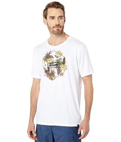 Hurley Sore Floral Short Sleeve T-Shirt