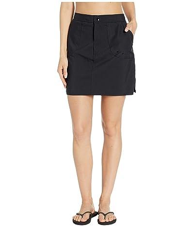 Maxine of Hollywood Swimwear Solids Woven Boardskirt (Black) Women