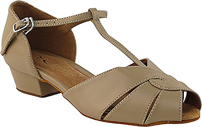 DanceNwear Very Fine Shoes Women's Ballroom Shoes 1