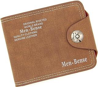 Tongshi Nuevo Peque/ño Lienzo Monedero cremallera Monedero Se/ñora Bolsa caja de la moneda del bolso del sostenedor de la llave