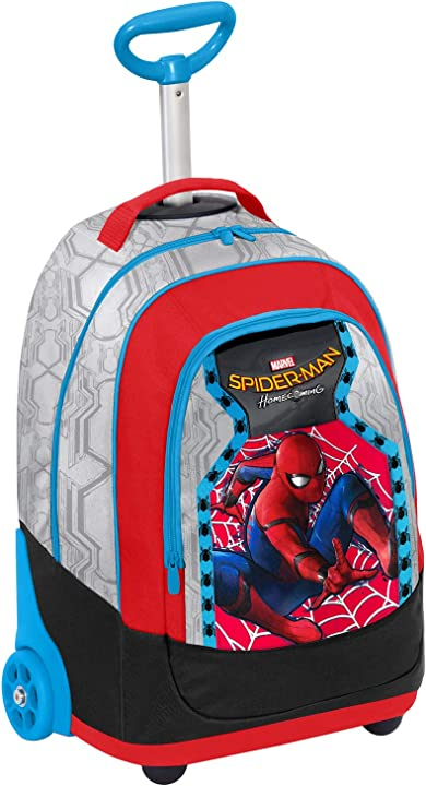 Trolley spiderman homecoming big silver web seven 2C6001702870A