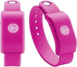Cra-Z-Art SoundMoovz Musical Bandz, Motion-Activated, Bluetooth Music player – Pink