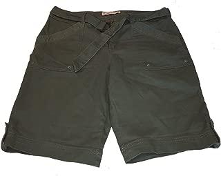 Womens Sierra Bermuda Shorts, Sweet Basil, Size 6
