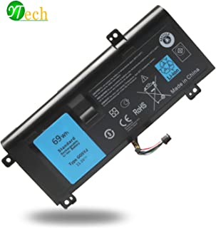 YTech New 69WH G05YJ New Laptop Battery for Dell Alienware 14 A14 M14X R4 14D-1528 0G05YJ ALW14D Y3PN0 8X70T[12 Months Warranty]