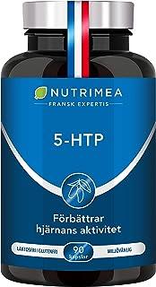 5 HTP - 300 mg/dag - Griffonia Simplicifolia utsädextrakt - Bättre sömn, minskar stress, ångest, sömnlöshet, hjärnas aktiv...