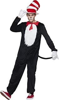 Spirit Halloween Adult Cat in The Hat Costume - Dr. Seuss