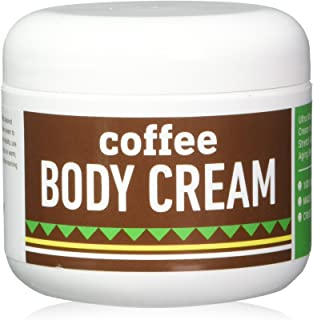 coffee lotion cellulite