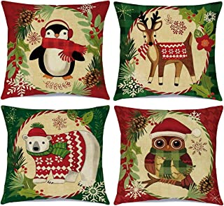 Best holiday cushion covers Reviews