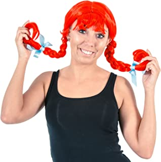 Adult Deluxe Wendy Wig Costume Accessory