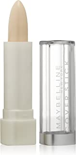 Maybelline New York Cover Stick Concealer, White/Blanc, Corrector, 0.16 Ounce