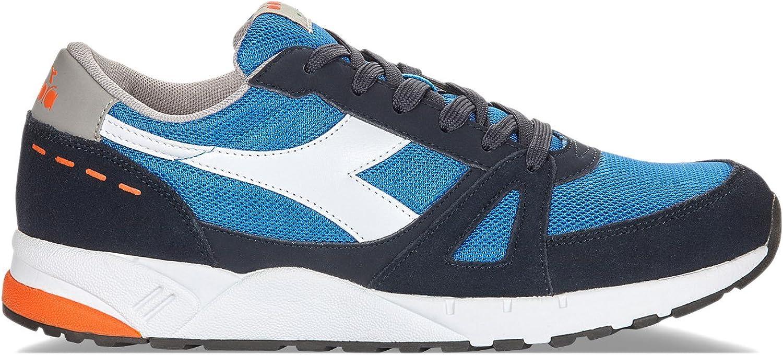 Diadora skor springaning skor Jogging män män män springa 90 blå Night  Micro blå Storlek  upp till 50% rabatt