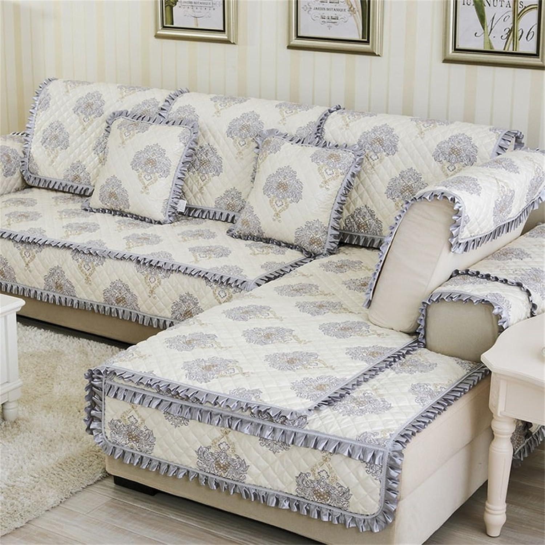 a la venta Home UK- Alfombras Alfombras Alfombras de sofá de Estilo Europeo Moderno Minimalista de Moda Arte de Tela Creativa Cojín Antideslizante Sofá Cojín Cojín Sofá Toalla (Tamao   90  240cm)  Garantía 100% de ajuste