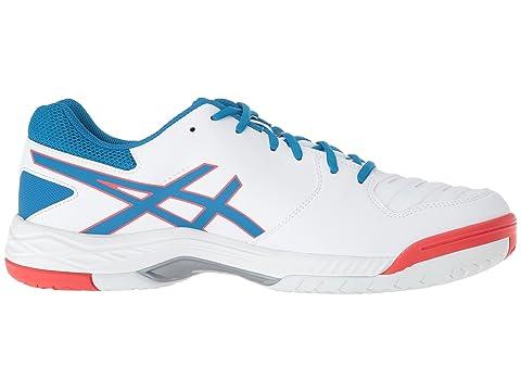 Gel Game Race Blue White 6 ASICS zqgwdO7q
