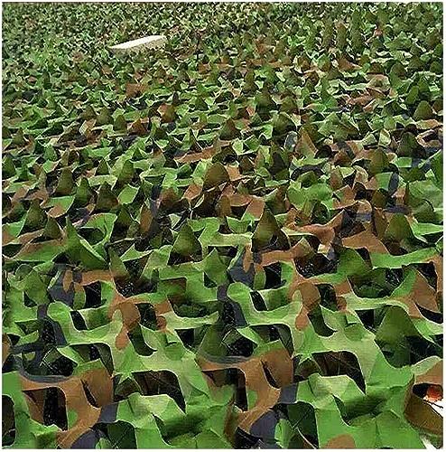 Filet Camo Visière Extérieure GR Mode montagne Jungle Camouflage Filet extérieur Photographie Prise de vue en extérieur Regarder les oiseaux Décoration d'intérieur Net Party Camouflage caché Multicolo