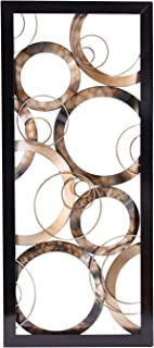 Joveco Wall Decorations Series Modern Style Rectangle Circle