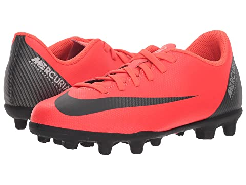 0f255bca7b0a Nike Kids Mercurial Vapor 12 Club CR7 MG Soccer (Little Kid Big Kid ...