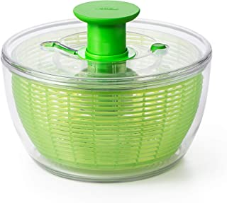 OXO 1155901 Good Grips Salad Spinner, Green,Large