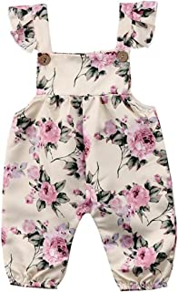 990d684fd Amazon.com  12-18 mo. - Rompers   Footies   Rompers  Clothing