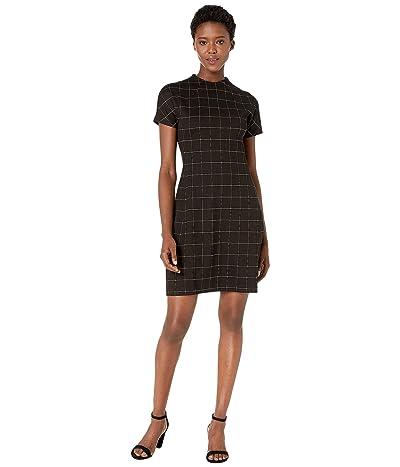 Kenneth Cole New York Flex Sheath Dress (Window Pane) Women