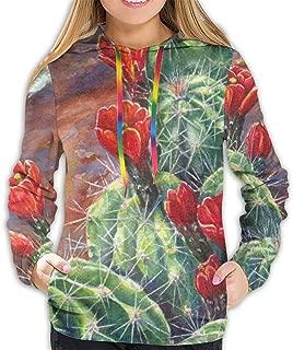 Athletic Pullover Sweatshirt Sportswear for Women Girls Ladies