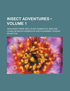 Insect Adventures (Volume 1)