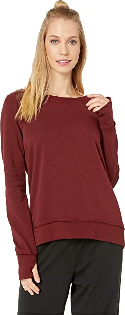 Silky Lounge Sweater