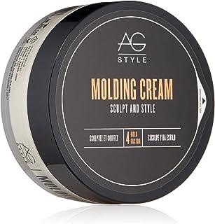 AG Hair Cosmetics AG Hair Cosmetics Molding Cream Sculpt And Style for Unisex 2.5 oz Cream, 75 ml