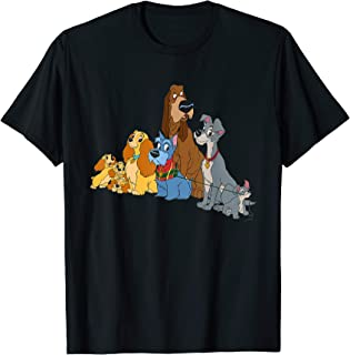Best disney dogs shirt Reviews