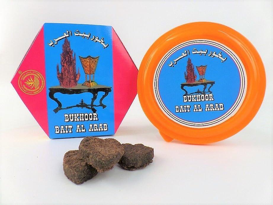 赤面森林インレイBakhoor Bait Al Arab、Arabianホームフレグランスお香、正味重量75?gm。?–????? ??? ?????